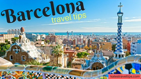 Barcelona travel tips