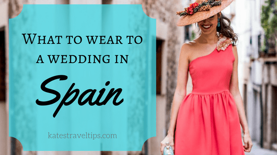 3299c9b2be6 Oh surprise! Another post on one of my favorite topics…weddings in Spain.  😉 If you re a guiri (foreigner) like me