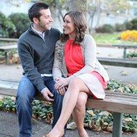 Kristen & Joe | Pittsburgh Rotunda Engagement