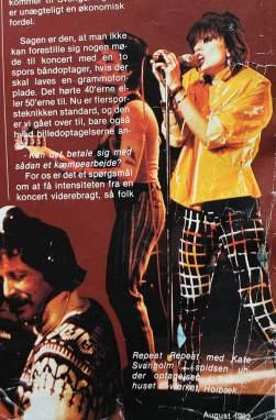 Kate Svanholm - Repeat Repeat August 1982