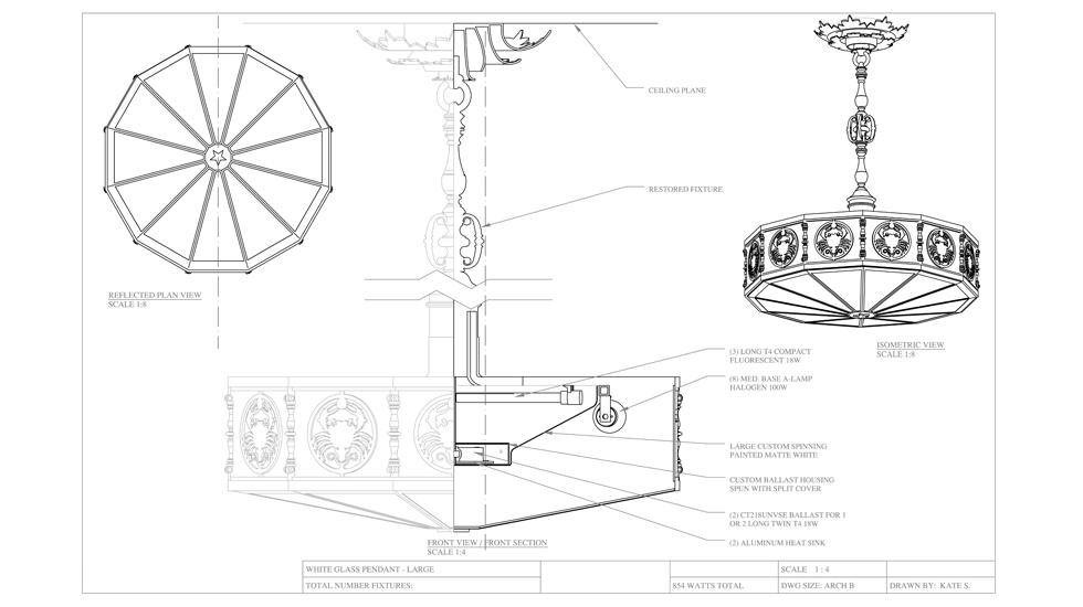 Gallery – Fixture Engineering Drawings