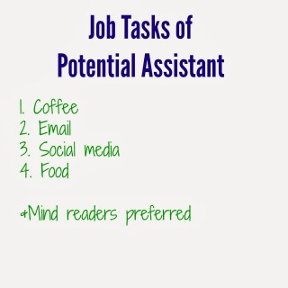 blogger assistant qualifications
