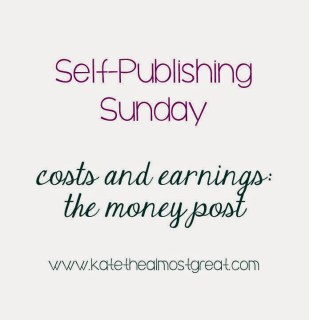 the cost and earnings of self-publishing