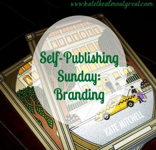 branding yourself as an author