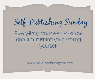 how to promote when you are self-publishing