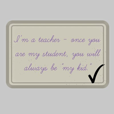 quotes about teachers and students