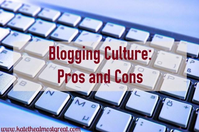 blogging culture