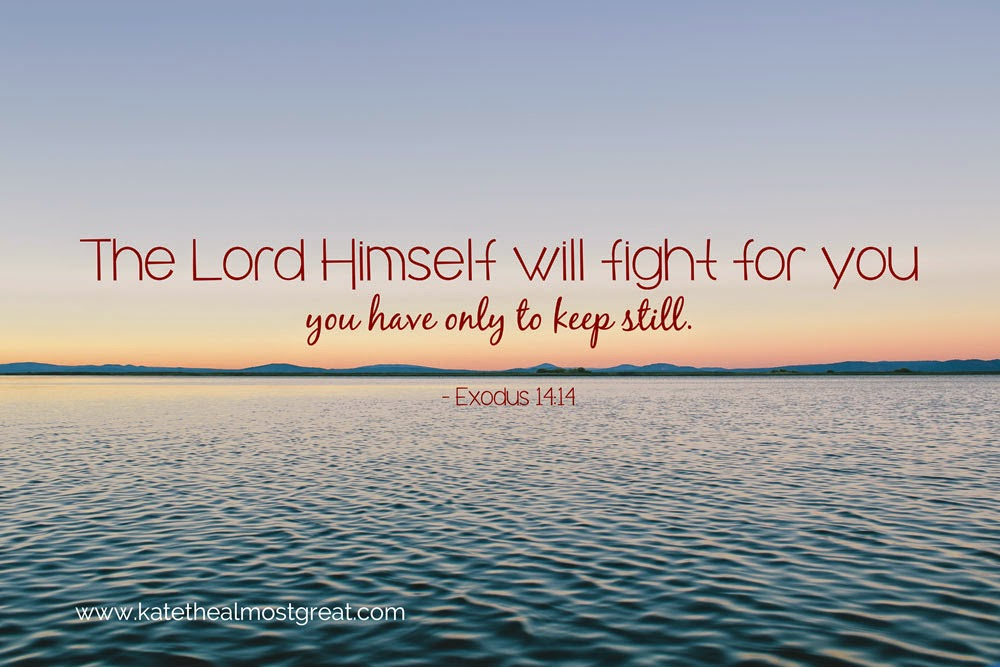 Inspirational Bible Quotes - Kate the (Almost) Great ...