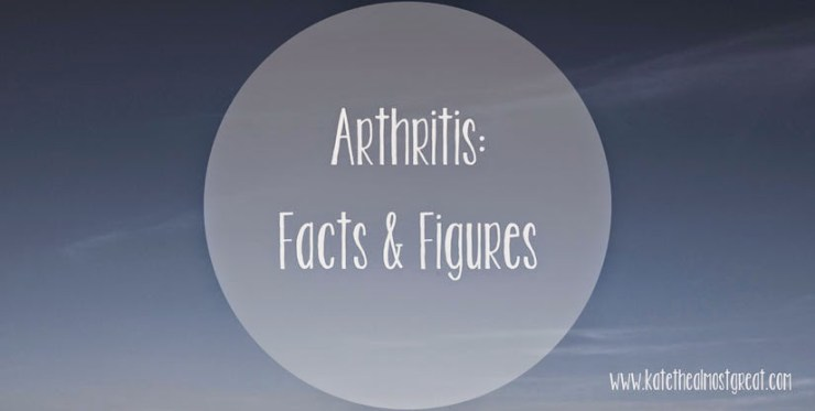 Facts About Arthritis Kate the (Almost) Great