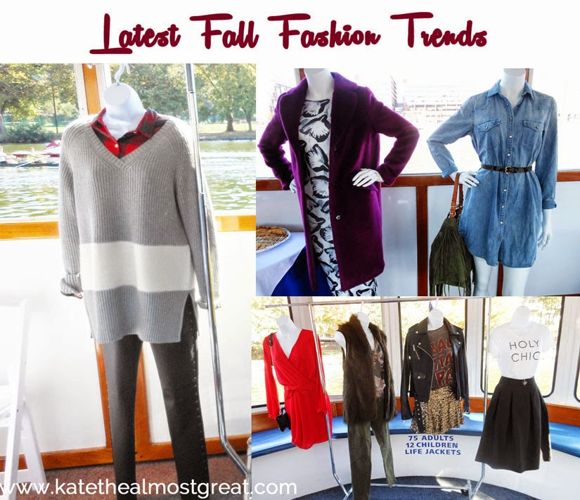 Latest Fall Fashion Trends - Kate the (Almost) Great