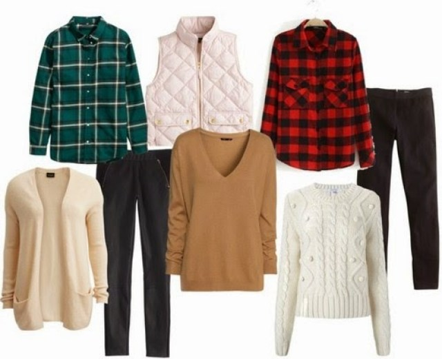 Fall fashion essentials - Kate the (Almost) Great