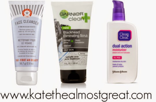 Top Beauty Products - Kate the (Almost) Great