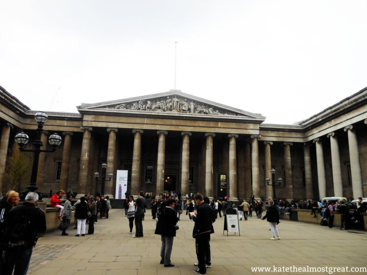 The British Museum - Kate the (Almost) Great