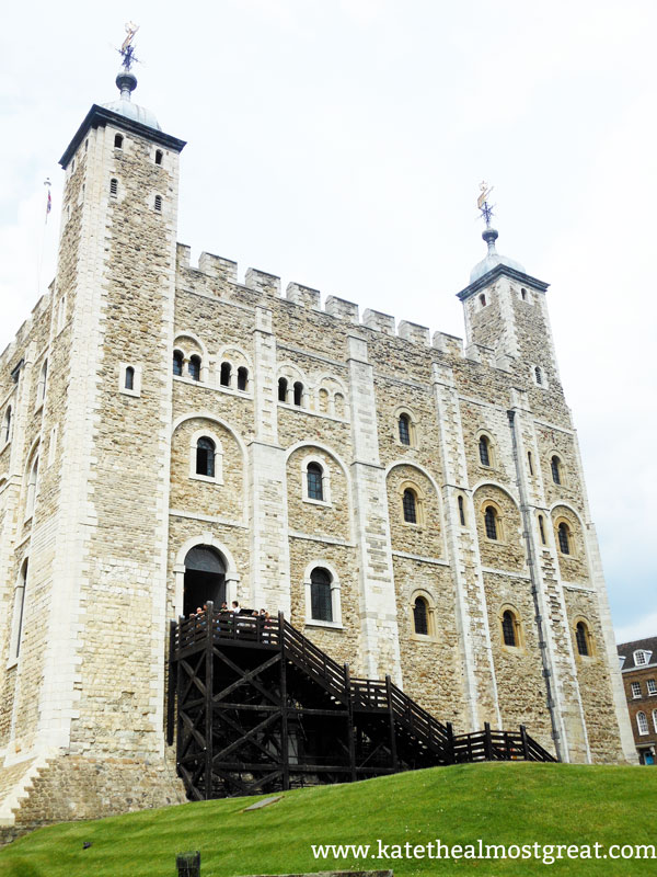 Tower of London - Kate the (Almost) Great