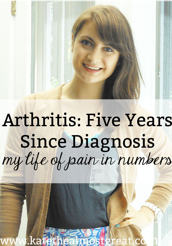 Arthritis in Numbers