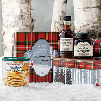 Gift Ideas for Families: Stonewall Kitchen Farmhouse Breakfast