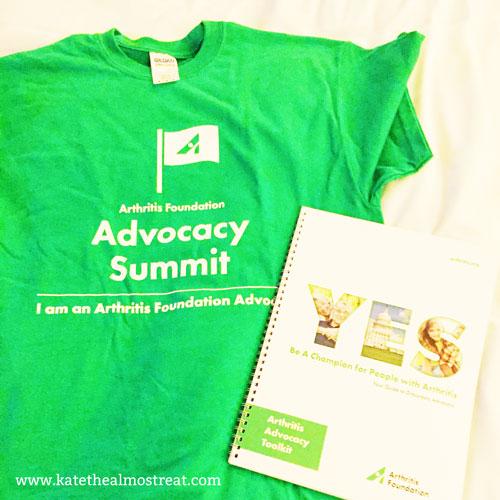 2016 Arthritis Foundation Advocacy Summit