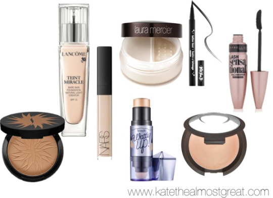 High End Everyday Makeup Kate the Almost Great