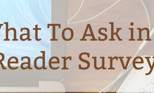 What To Ask in a Reader Survey