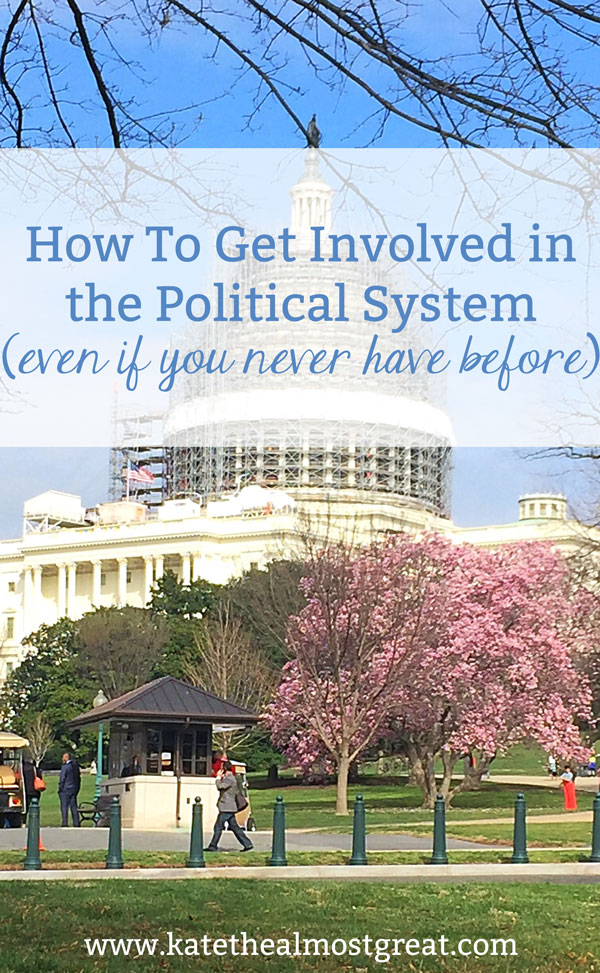Want to get involved in the political system and make your voice be heard? Don't know where to start? Check out these tips to help you make a difference and help change the world.