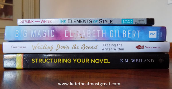 Want to read some books on writing but aren't sure where to start? These are the best books on writing (in my opinion). Check out my reviews before you purchase them!