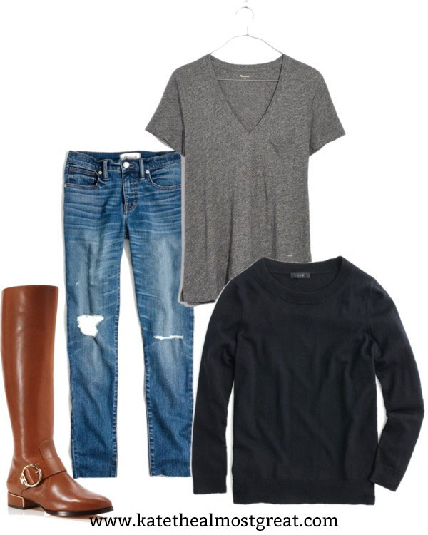 My favorite fall outfit