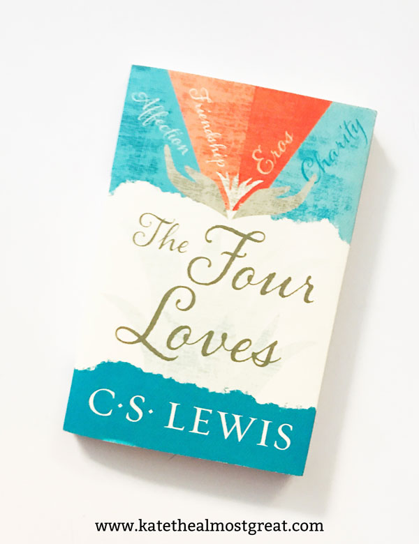 Recently, I've been working through The Four Loves by C.S. Lewis. Check out what I think of it, as well as the other books I've been reading recently and whether you should check them out, too.