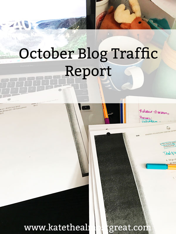 Want to grow your blog traffic? Here's what I did that helped grow mine and my social media networks.