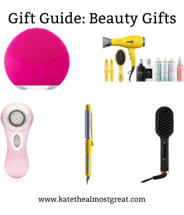 Want to up your beauty gifts? Get them one of these awesome gadgets!
