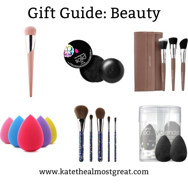 If you're shopping for a makeup lover this holiday season, you need to see these makeup gifts! These tools are perfect gifts if you're not sure about giving them makeup itself.