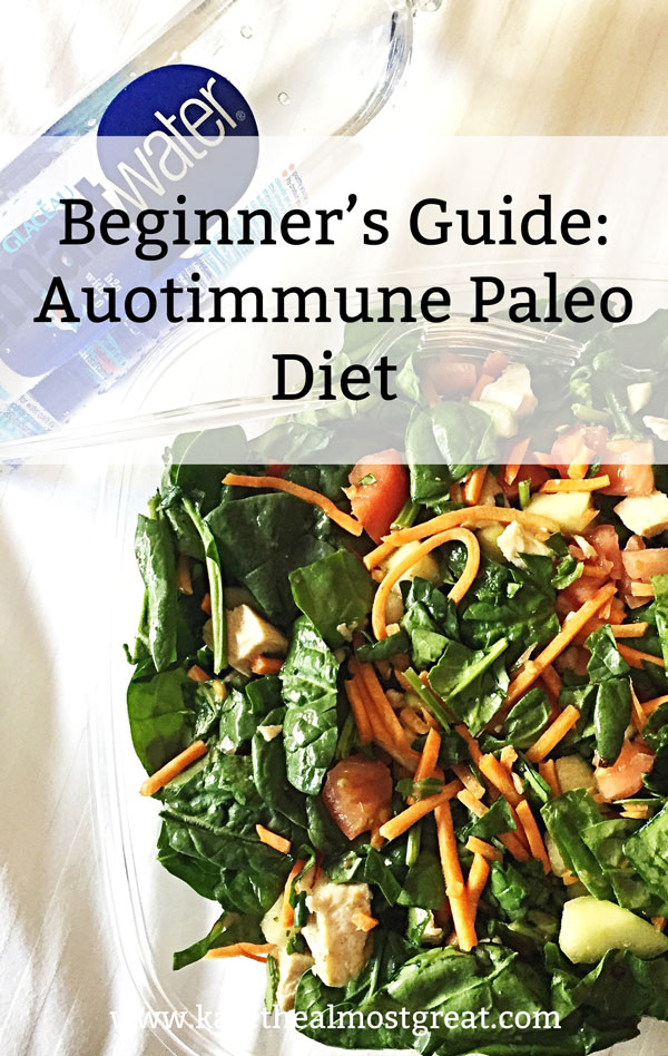 Wondering if the autoimmune paleo diet is right for you? I'm breaking it down into what it is, what foods are included, who it's right for, and a bunch of AIP recipes you should try.