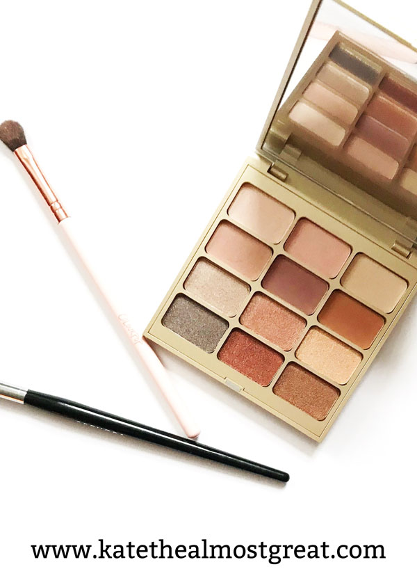 Sharing the eye shadow palette that I love, plus everything I've been up to recently.