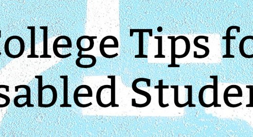 College Tips for Disabled Students