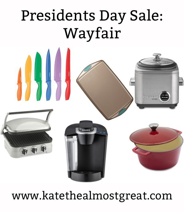 Amazing deals from Wayfair's Presidents Day sale