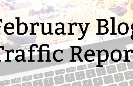 February Blog Traffic Report