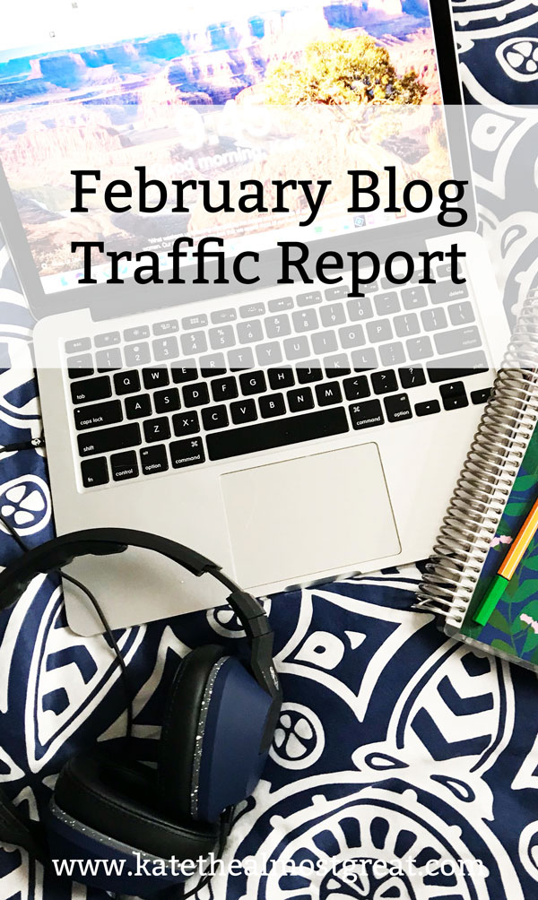 Check out my blog traffic report to find out what tricks I tried to grow my blog traffic and whether or not they worked.