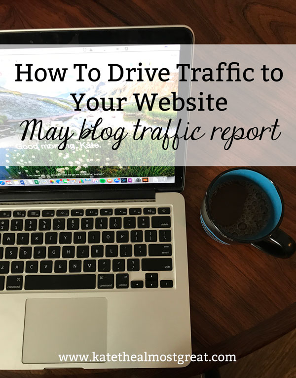 Are you trying to figure out how to drive traffic to your website? I tried several tools in May, and in this blog traffic report, I'm explaining whether they helped my blog traffic or not.