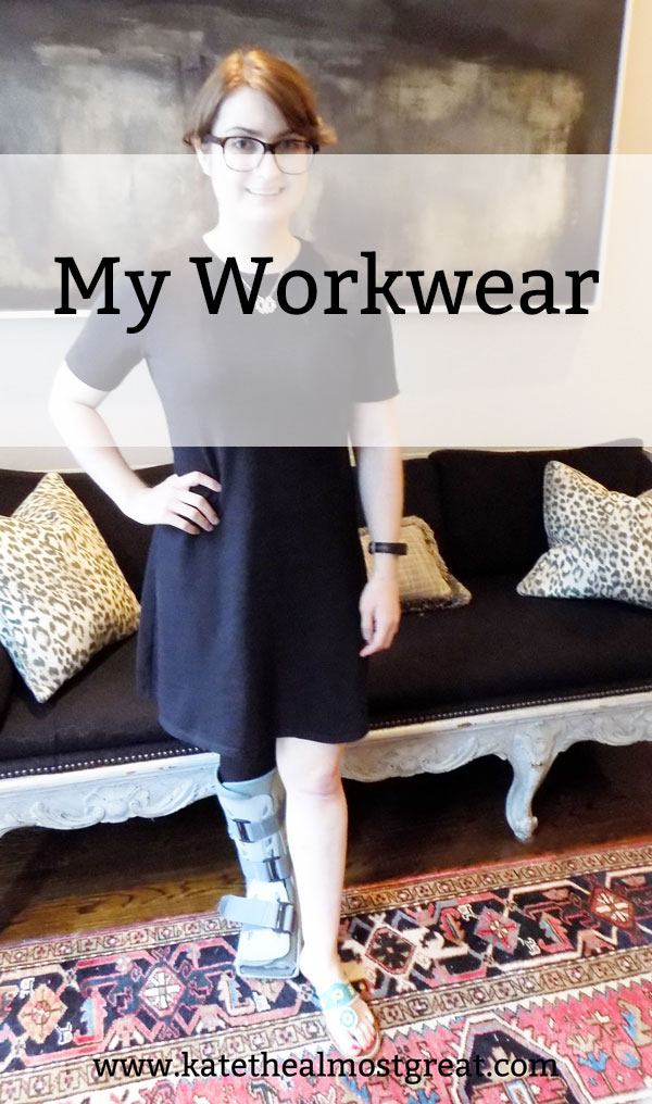 It can be hard to find work-appropriate outfits, especially for women. So today I'm sharing my workwear, as well as cheaper alternatives and other things that I love.