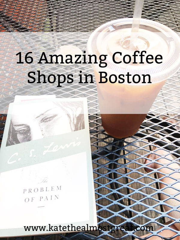 16 amazing coffee shops in Boston, Boston coffee shops, best Boston coffee shops, Boston, Boston trips, visit Boston, Boston recommendations