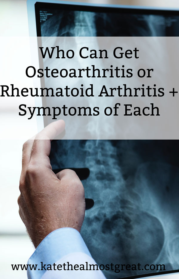 what's the difference between osteoarthritis and rheumatoid arthritis, arthritis, osteoarthritis, rheumatoid arthritis, ra, rheum, rheumatoid disease, arthritis tips, who can get arthritis, osteoarthritis symptoms, rheumatoid arthritis symptoms