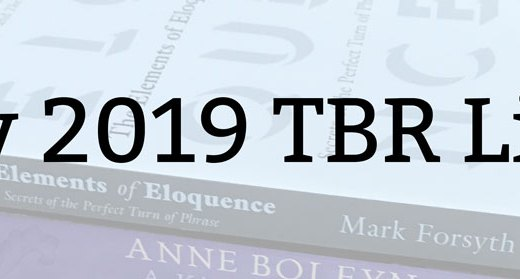 My 2019 TBR List