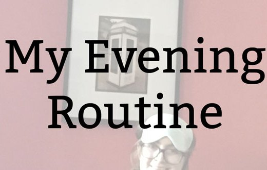 My Evening Routine | Kate the (Almost) Great, Boston Lifestyle Blog