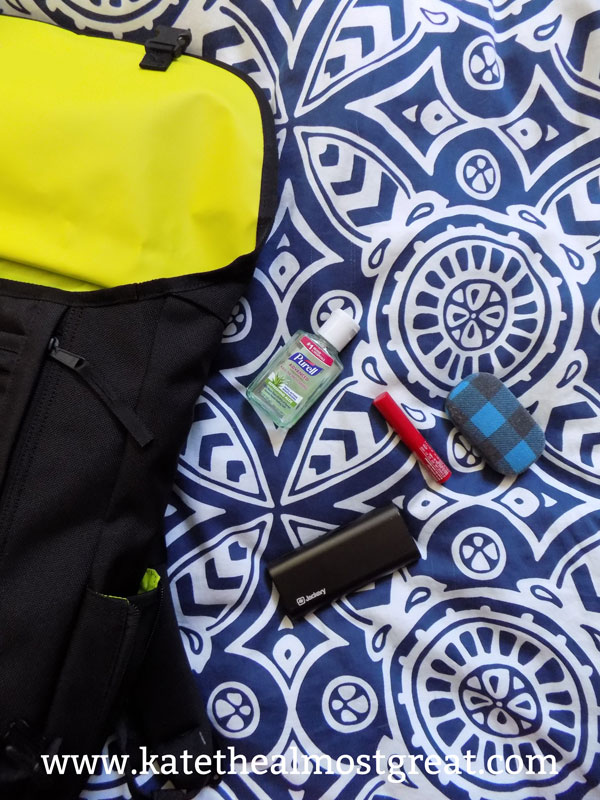 What's in My Bag: A Millennial's Work Bag