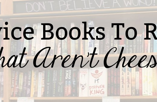 Advice Books To Read (That Aren't Cheesy!) | Kate the (Almost) Great