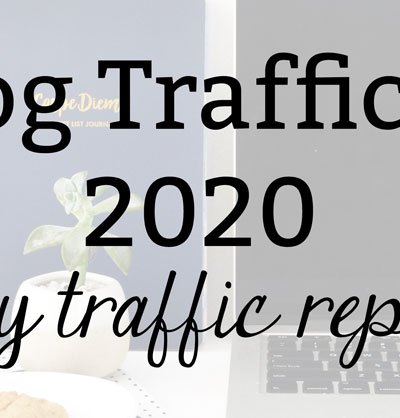 Blog Traffic in 2020: May Blog Traffic Report