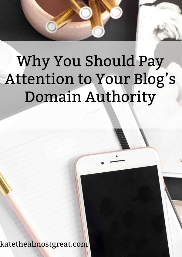 domain authority, what is domain authority, how to improve domain authority, blog, blog traffic report, blog domain authority
