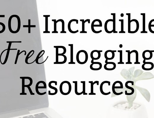 50+ Incredible Free Blog Resources | Health + Lifestyle Blog