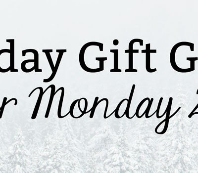 Cyber Monday 2020 Gifts | Health Lifestyle Blog, Kate the (Almost) Great