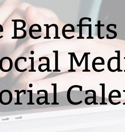 The Benefits of a Social Media Editorial Calendar: October 2020 Blog Traffic Report
