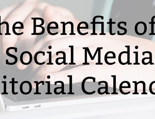 The Benefits of a Social Media Editorial Calendar: October 2020 Blog Traffic Report